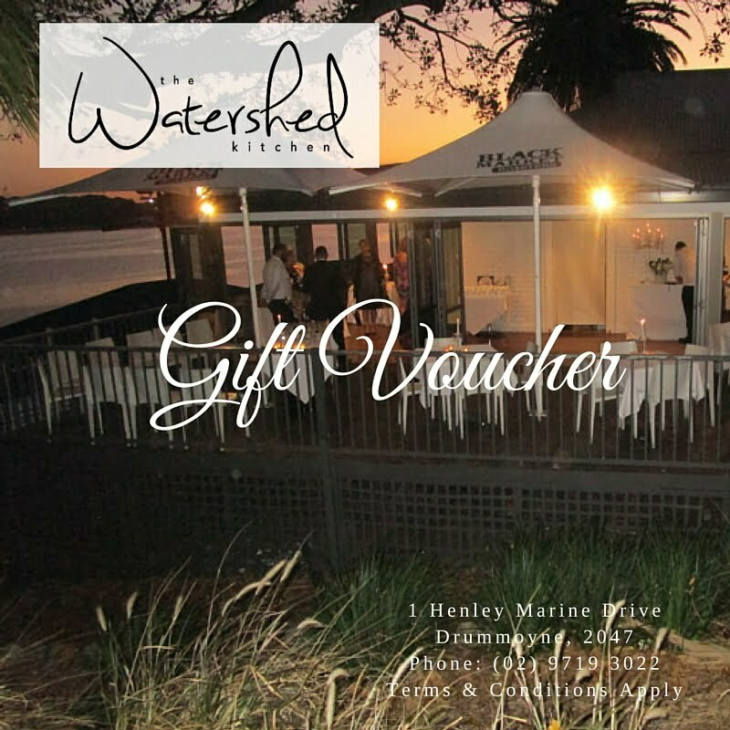 the watershed kitchen gift voucher _1_ - Watershed Kitchen